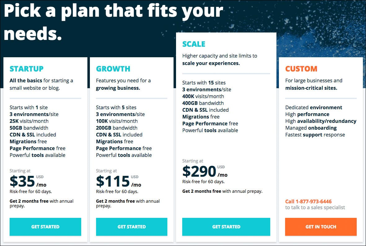 10 Ways to Design An Effective Pricing Page