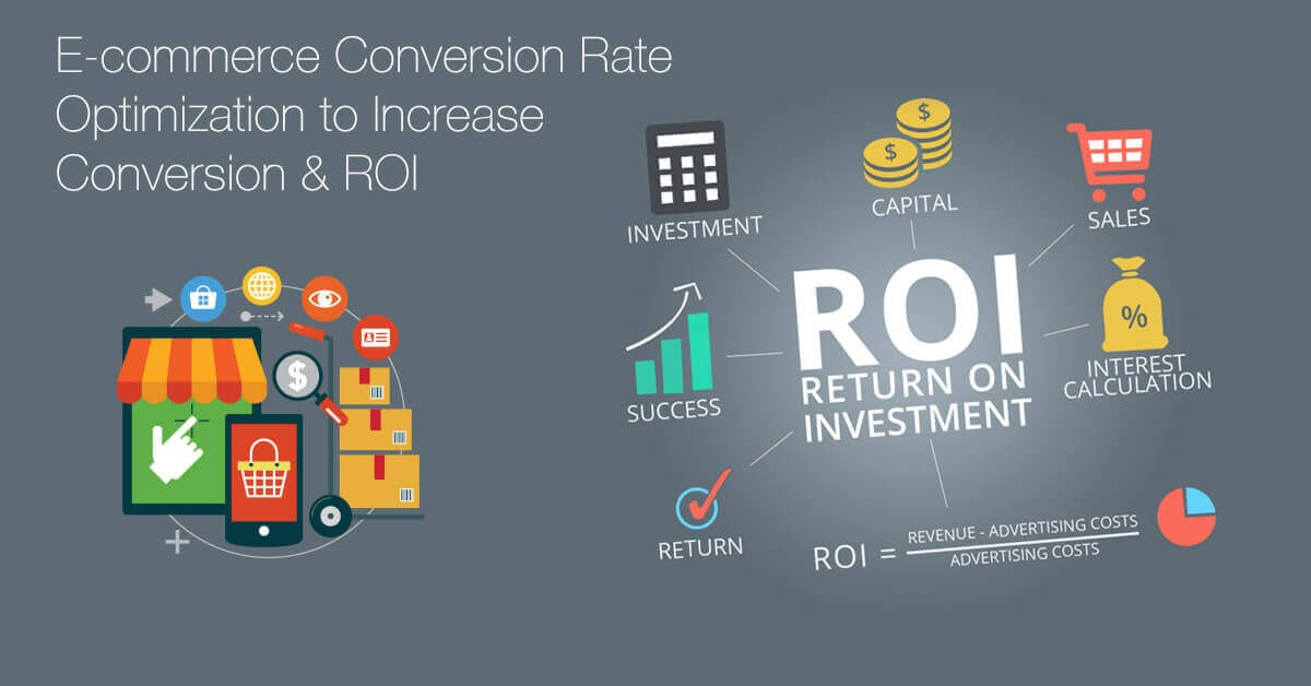 5 Ways to Increase ECommerce Conversions