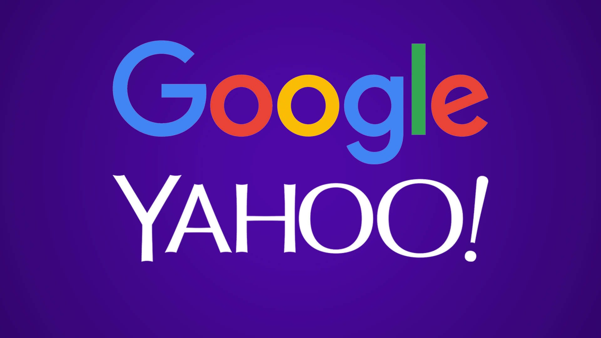 Google, Yahoo Back Together in Search Deal